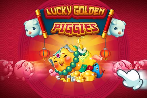 Image LUCKY GOLDEN PIGGIES