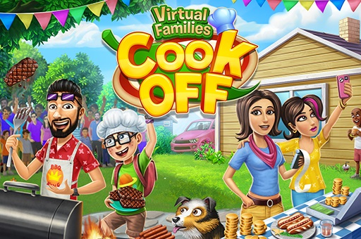 Image VIRTUAL FAMILIES COOK OFF