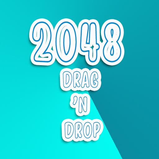 Image 2048 Drag 'n drop