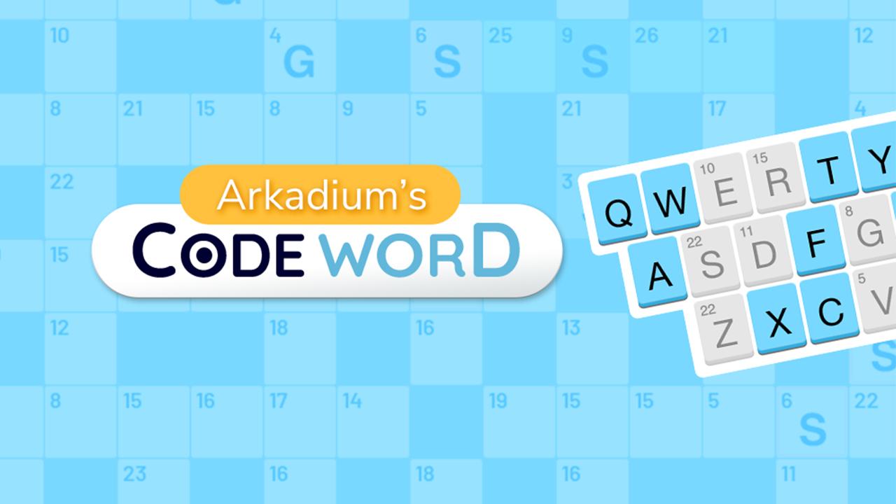 Image Arkadium's Codeword
