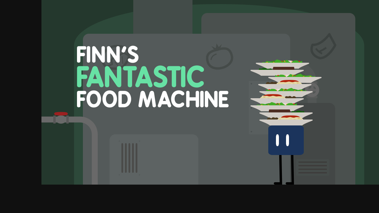 Image Finn's Fantastic Food Machine