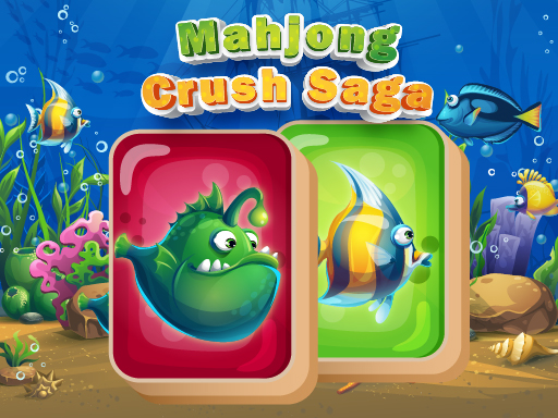 Image Mahjong Crush Saga