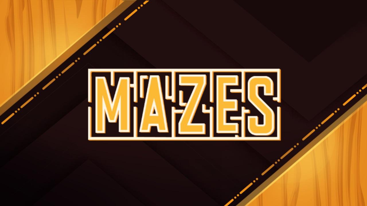 Image Mazes