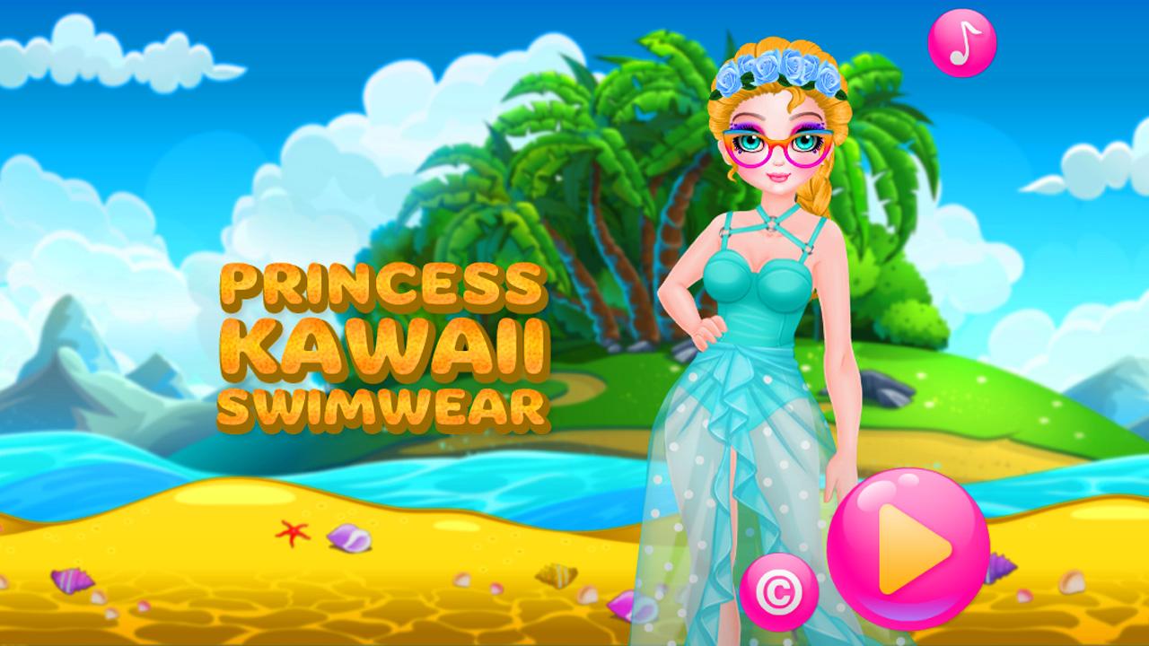 Image Princess Kawaii Swimwear