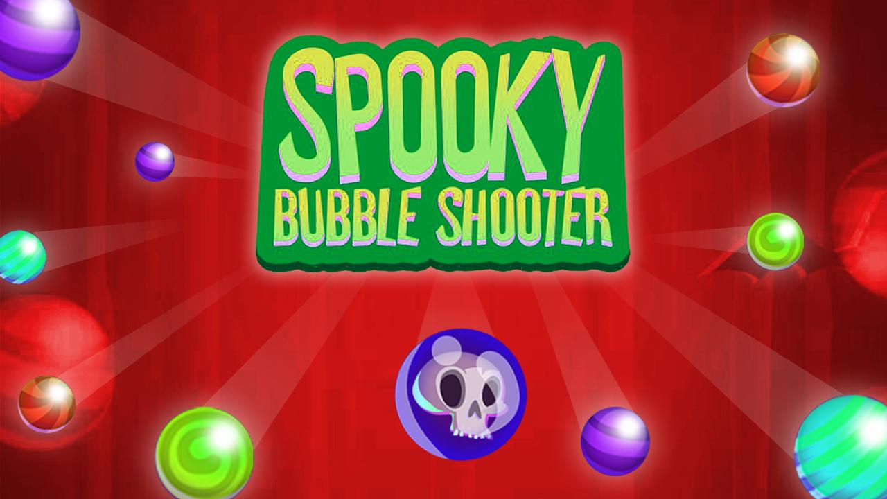 Image Spooky Bubble Shooter